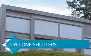 Cyclone Shutters